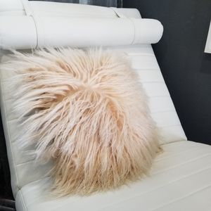Real Fur Pillow